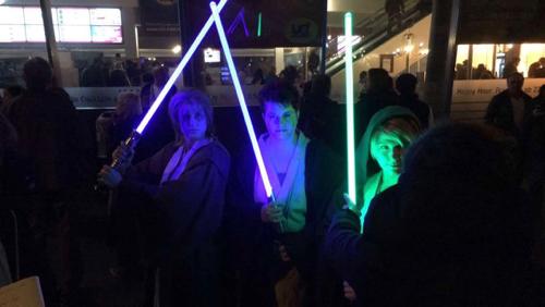 Star Wars Premiere Düsseldorf