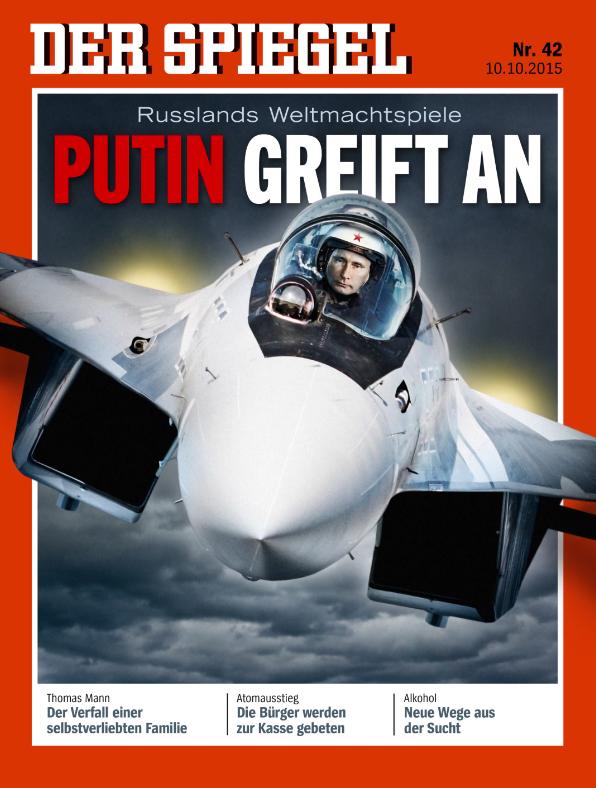 Spiegel Putin