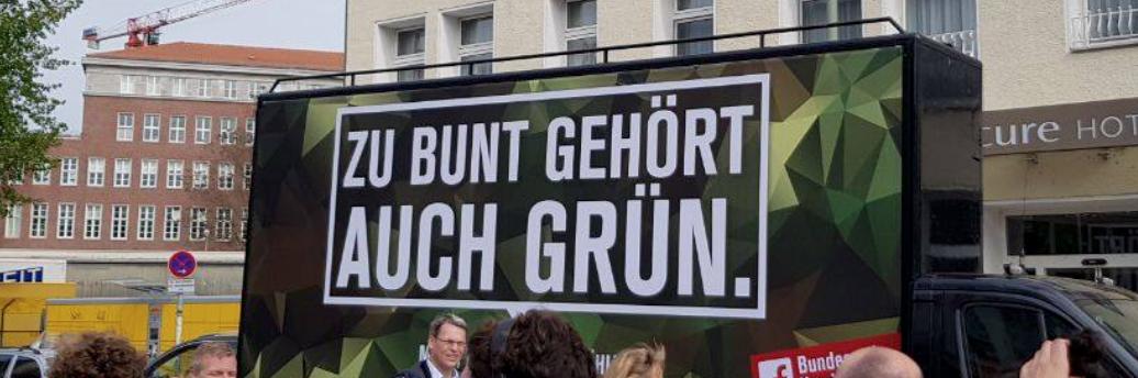 Wie die Bundeswehr auf der re:publica meinen Respekt verlor