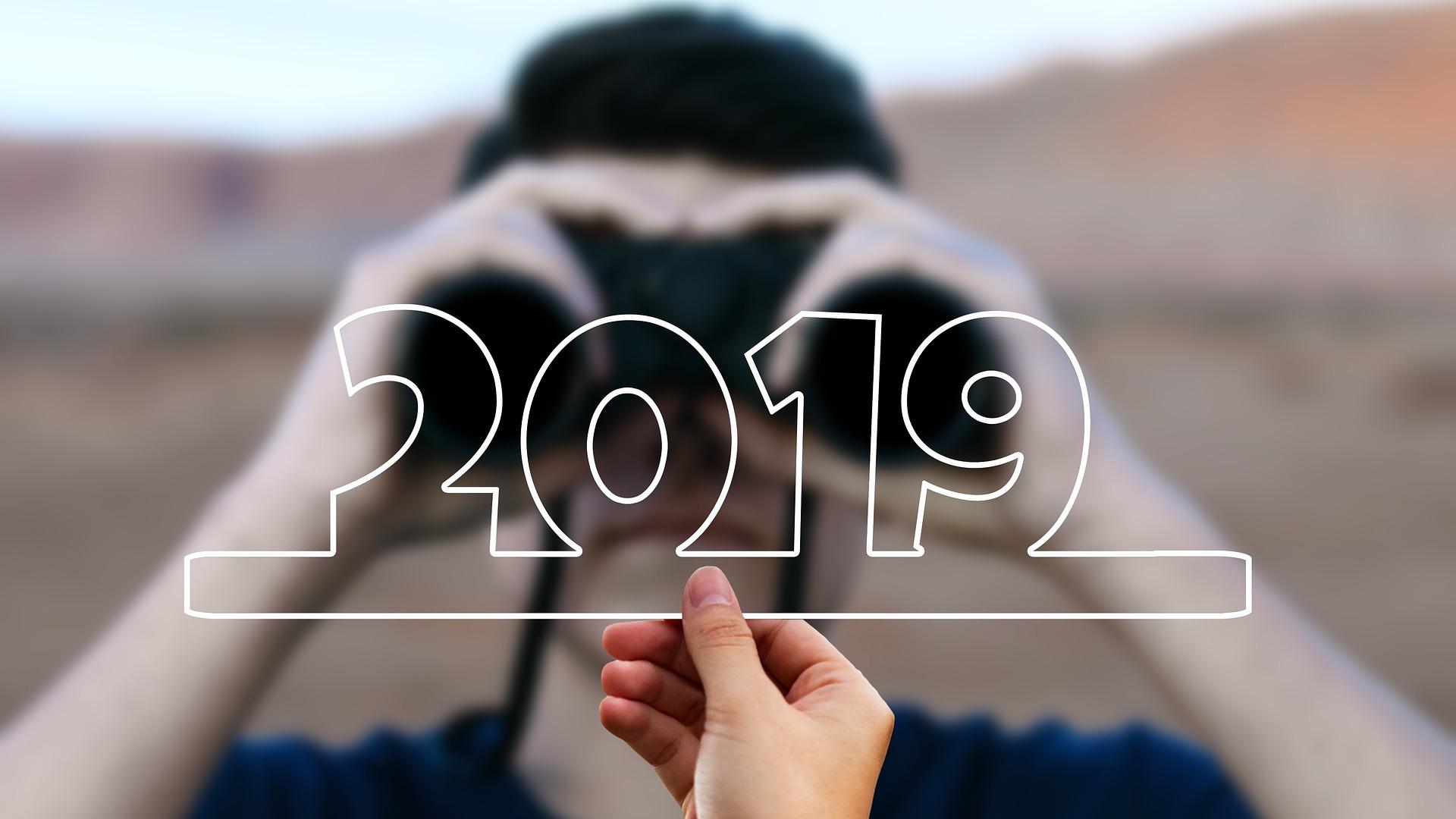 Glaskugelige Kaffeesatzlesereien für 2019: Pinterest, Newsletter und ein düsteres Jahr für den Journalismus