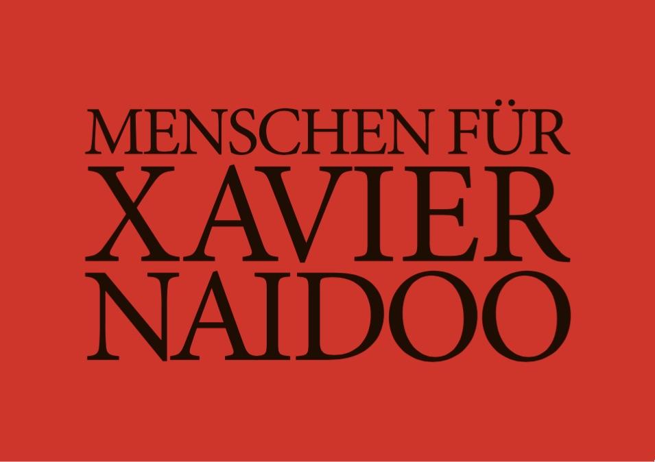 Menschen für Xavier Naidoo