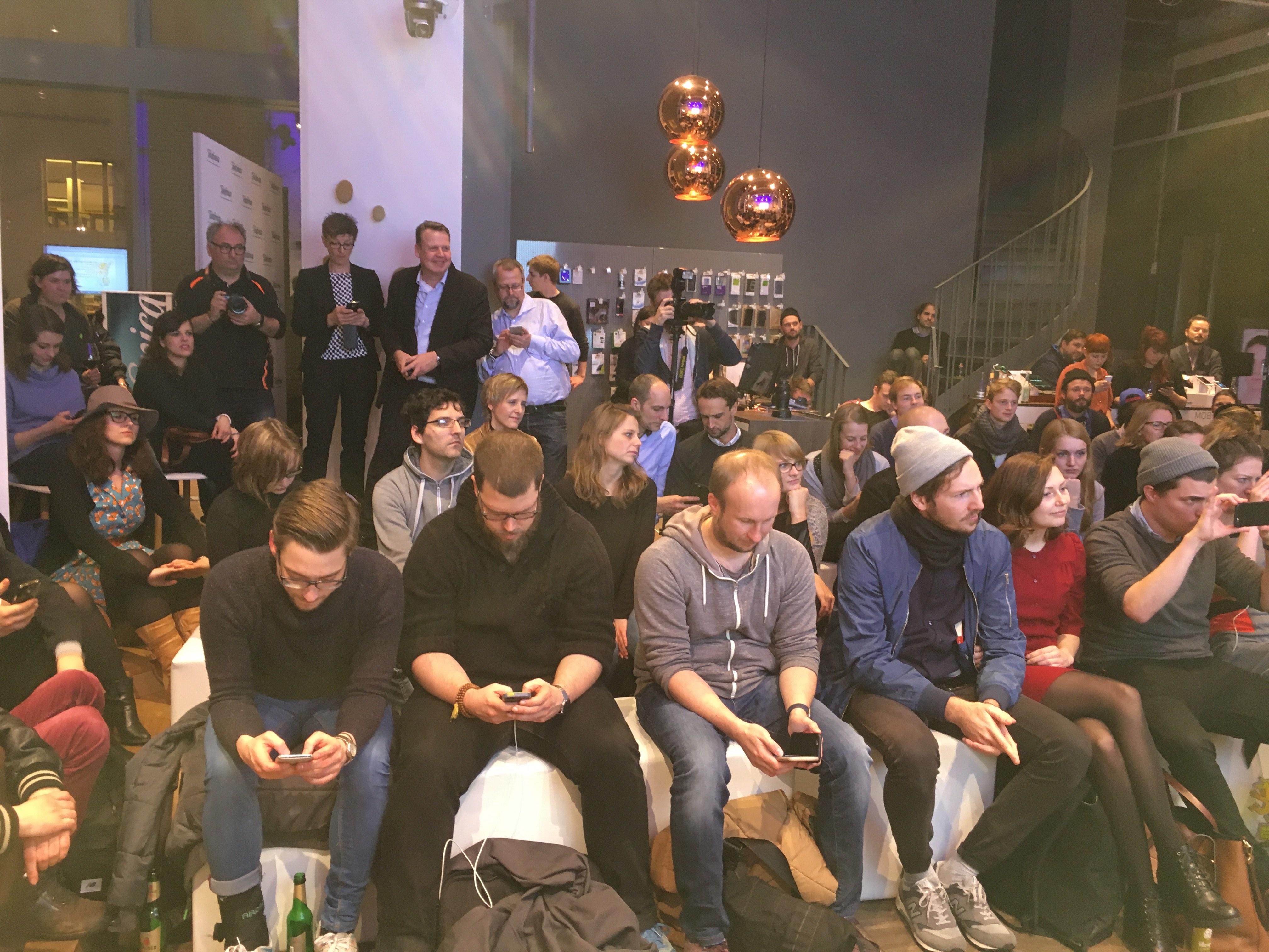Goldene Blogger 2015 Gala