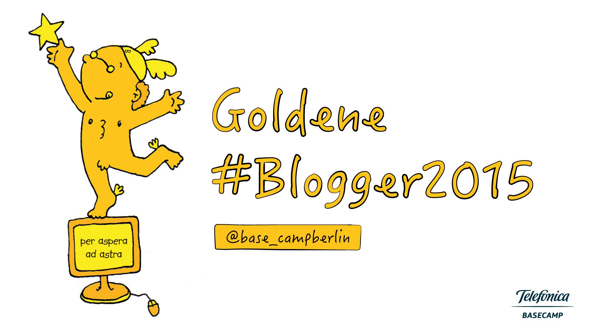 Basecamp Goldene Blogger