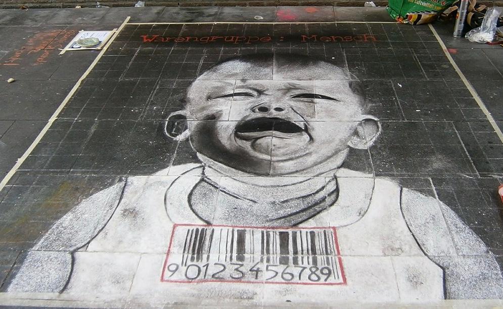 barcode baby weinen streetart (1)
