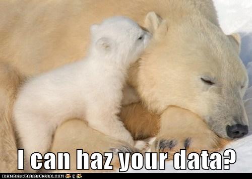 i can haz data