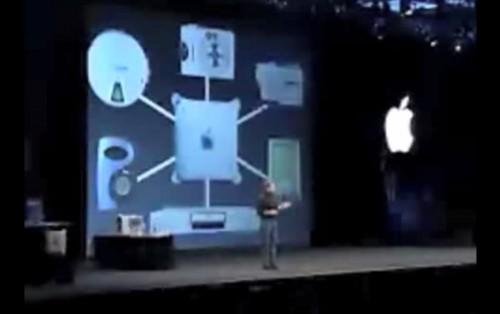 jobs keynote digital hub 2001