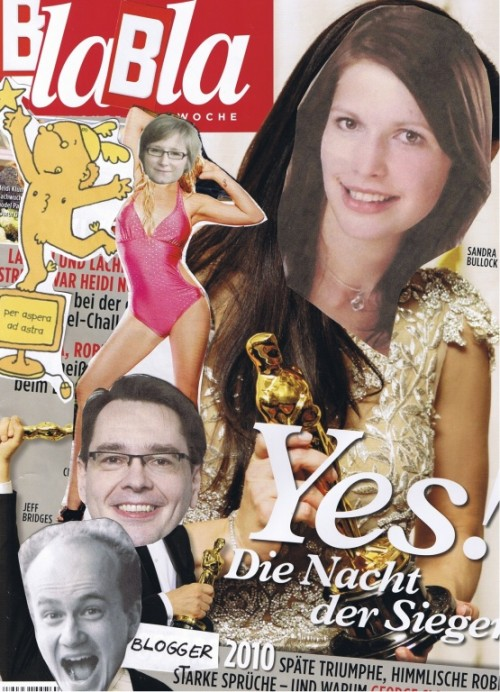 klatschkritik blogger 2010