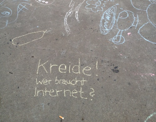 kreide internet