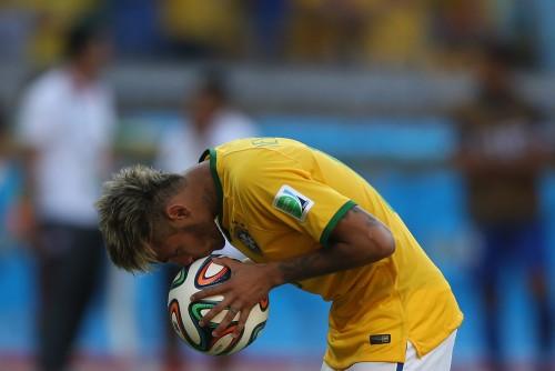 shutterstock_201466115 wm fußball brasilien neymar