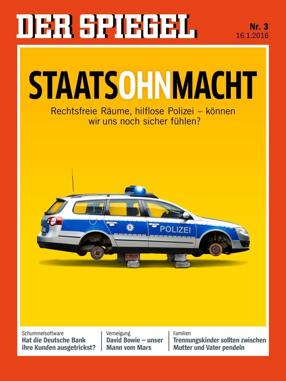 Spiegel Polizei