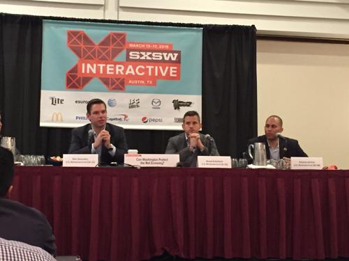 sxsw politik panel